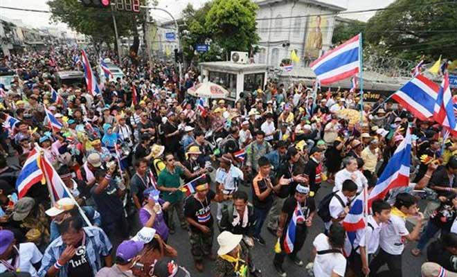 پاسخ به 5 سوال درخصوص آشوبهای سیاسی تایلند