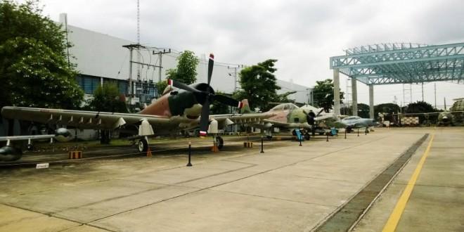 موزه نیروی هوایی پادشاهی تایلند