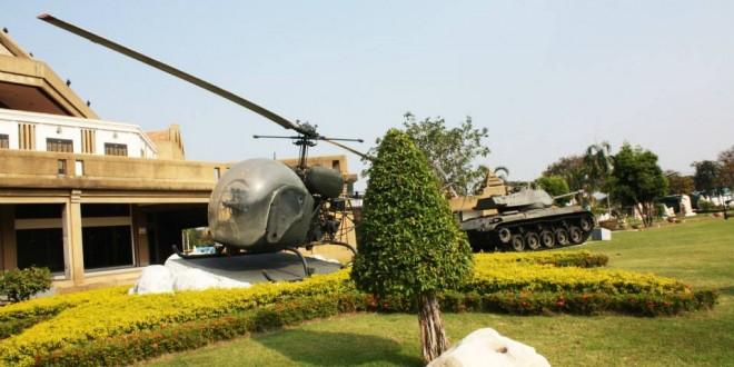 موزه ملی و یادواره شهدای تایلند