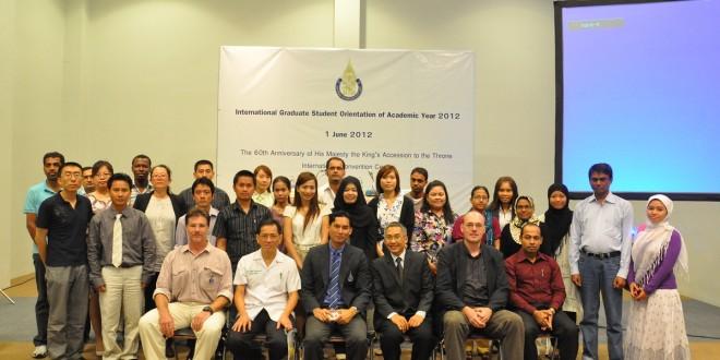 بیشترین دانشجوهای خارجی در کشور تایلند از کدام کشورها هستند ؟