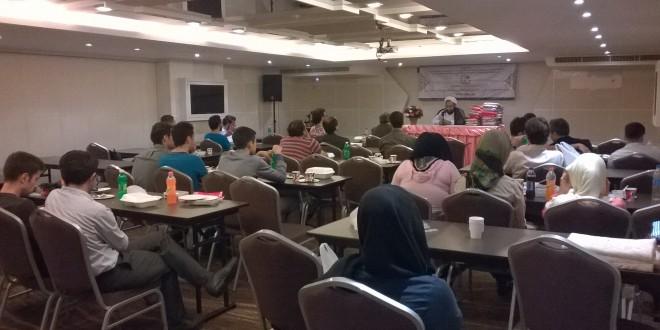 """جلسه افطاری دانشجویی """"دانشجویان ایرانی در دانشگاههای تایلند """" برگزار شد"""