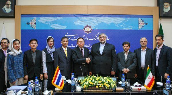 وزير فرهنگ تايلند:ايران دروازه ورود تايلند به مبادلات فرهنگي در منطقه است