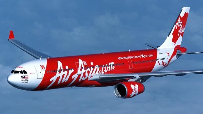 اولین پرواز مستقیم بانکوک-تهران هواپیمایی ایرآسیا انجام شد