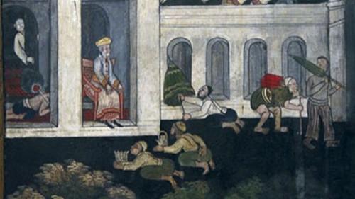 تاریخ مساجد و مسلمانان تایلند