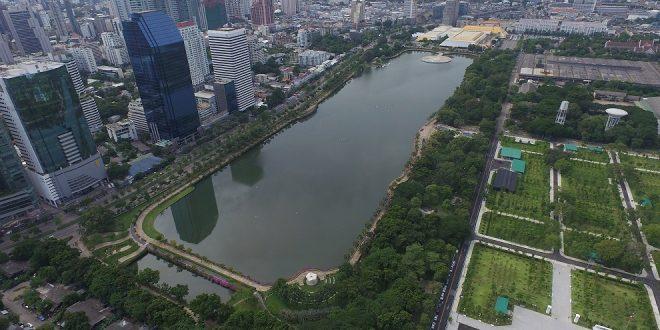 معرفی 10 مورد از بزرگترین پارک های عمومی بانکوک + نقشه گوگل مپ